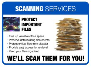 document scanning service isomatic information system